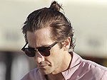We Have to Discuss Jake Gyllenhaal's Man Bun