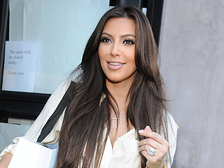 Can You Guess How Much Kim Kardashian's Engagement Ring Sold For?