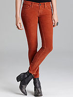 Free People super-skinny chord jeans