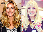 PHOTO: Heidi Klum's Brand-New Bangs Have Her Beaming