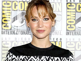 PHOTOS: We've Never Seen Jennifer Lawrence Look Like This Before