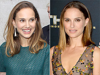 PHOTO: Natalie Portman Gets a Sexy New Do While On Her Thor Tour