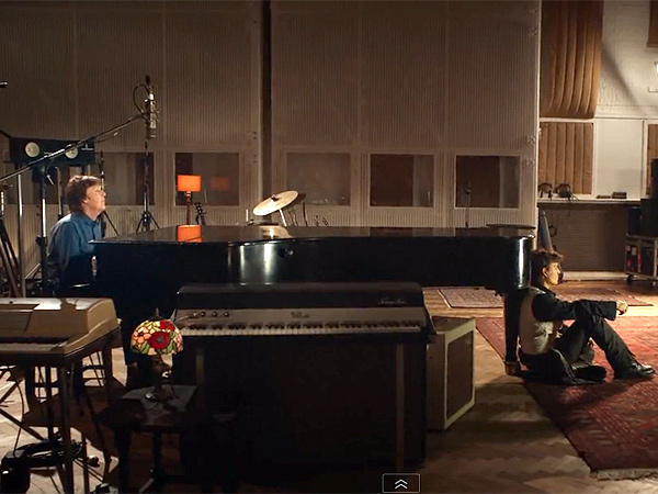 How Many Celebs Can You Spot in Paul McCartney's New Video?