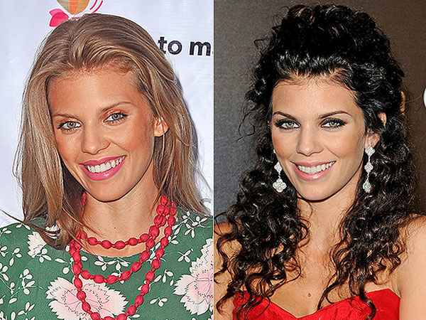 annalynne mccord 600x450 AnnaLynne McCords Brunette Status: We Need To Know What Youre Thinking