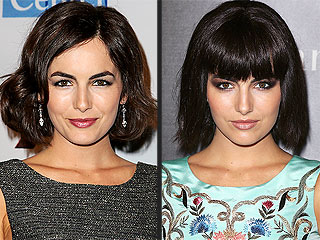 Did Camilla Belle Get Bangs?
