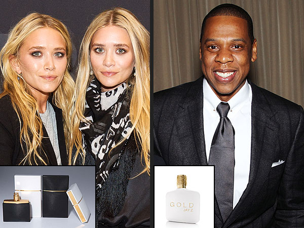 Mary-Kate and Ashley Olsen fragrance