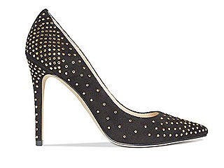 Enzo Angolini studded pumps