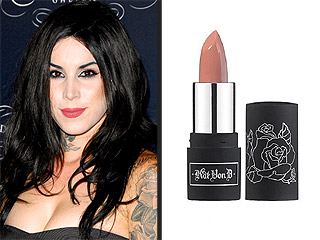 Kat Von D Lipstick Pulled by Sephora for Controversial Name