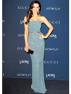 Kate Beckinsale Gucci gown