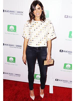 Nikki Reed jeans