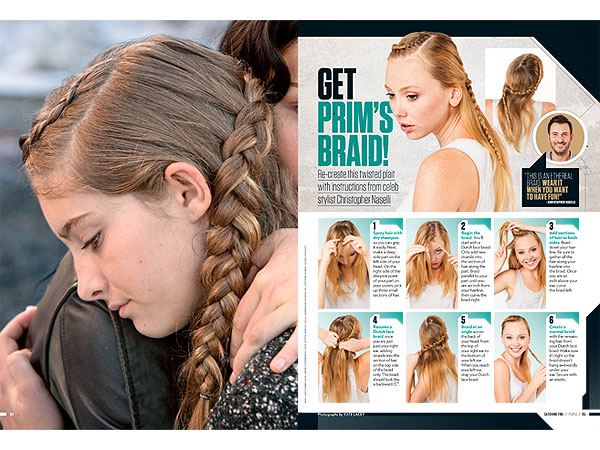 Prim braid how-to Catching Fire