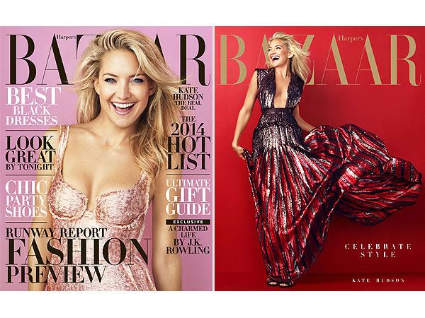 Kate Hudson Harper's Bazaar