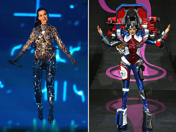 Katy Perry EMAs, Miss USA Miss Universe Pageant
