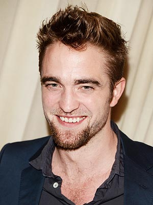 Rob Pattinson Goatee