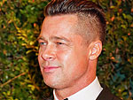 Brad Pitt's Rockabilly Haircut and More Hot Guy Looks From the Governors Awards | Brad Pitt, Jake Gyllenhaal, Jared Leto