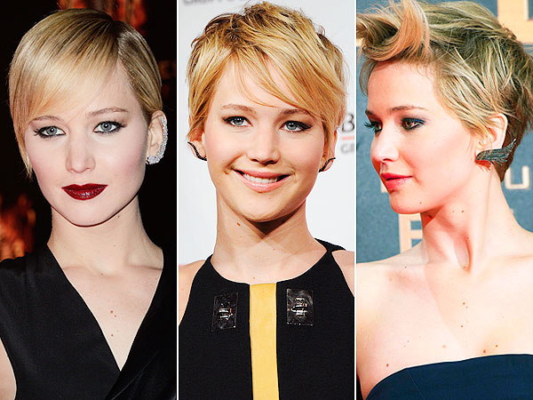 Jennifer Lawrence earrings