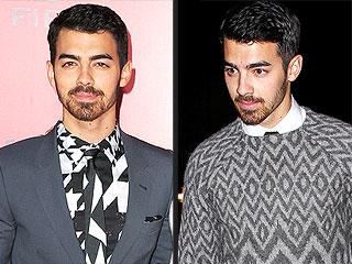 Joe Jonas's Favorite Shirt Prints: Clowns, Chevron and Snow Leopard?
