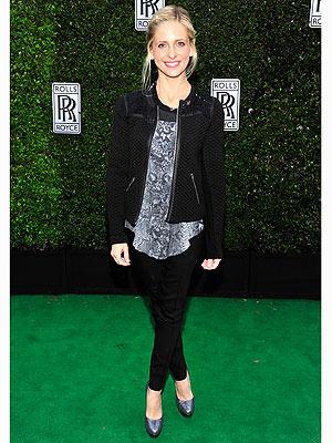 Sarah Michelle Gellar jeans