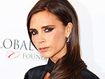 PHOTO: Victoria Beckham Donates a Mountain of Shoes for Typhoon Aid