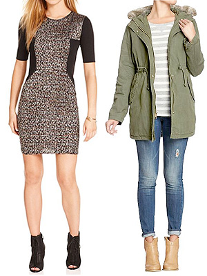 Rachel Roy, old Navy Black Friday