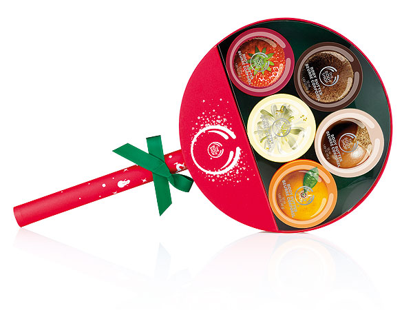 Body Shop holiday gifts