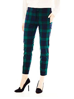 Joe Fresh plaid pants