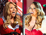 Sexy Santa! 20 Years of Mariah's 'All I Want For Christmas' Outfits
