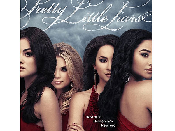 Ashley Benson Pretty Little Liars poster