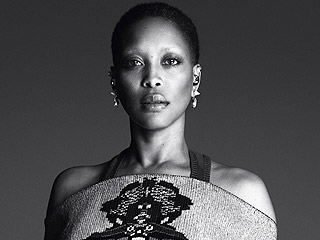 See Erykah Badu's Striking Ads for Givenchy | Erykah Badu