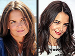 PHOTO: See Katie Holmes's New Shorter, Darker Do