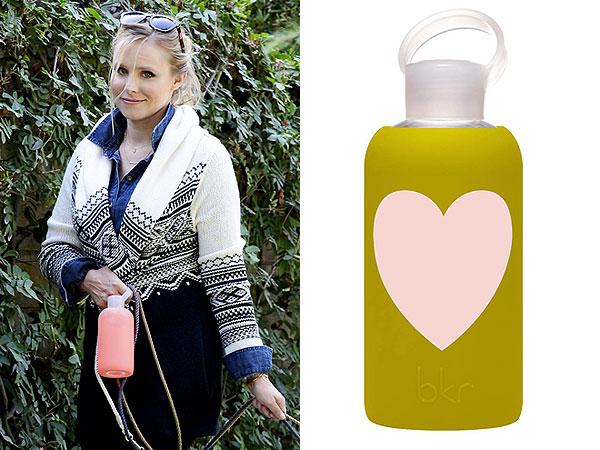Kristen Bell bottle