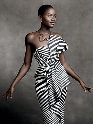 Lupita N'yongo Vogue