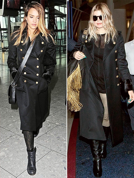 JESSICA VS. FERGIE photo | Fergie, Jessica Alba