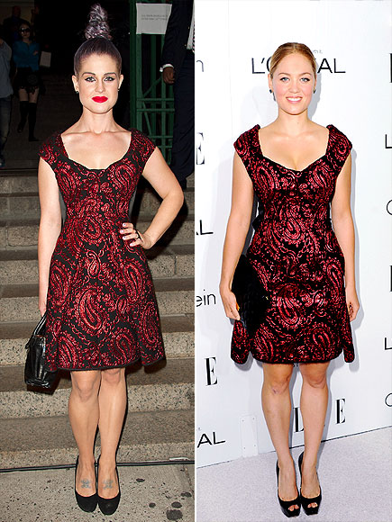 KELLY VS. ERIKA photo | Erika Christensen, Kelly Osbourne