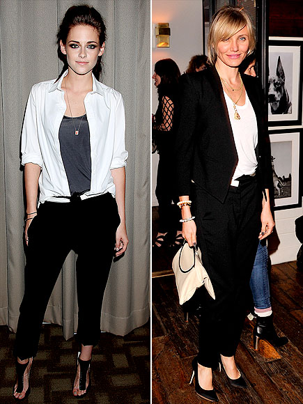KRISTEN VS. CAMERON photo | Cameron Diaz, Kristen Stewart
