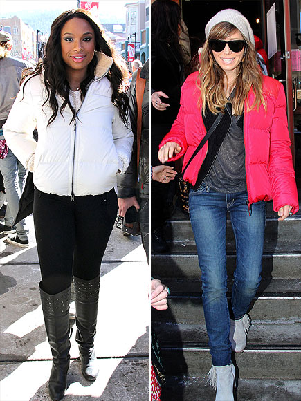 JENNIFER VS. JESSICA photo | Jennifer Hudson, Jessica Biel
