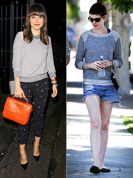 SOPHIA VS. ANNE photo | Anne Hathaway, Sophia Bush