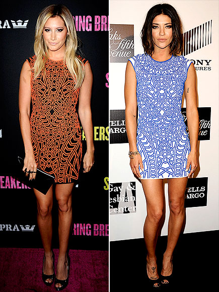 ASHLEY VS. JESSICA photo | Ashley Tisdale, Jessica Szohr