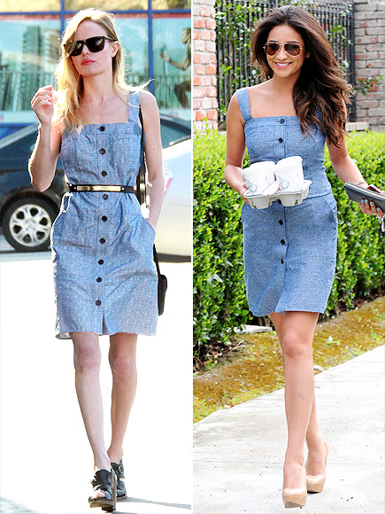 KATE VS. SHAY photo | Kate Bosworth, Shay Mitchell