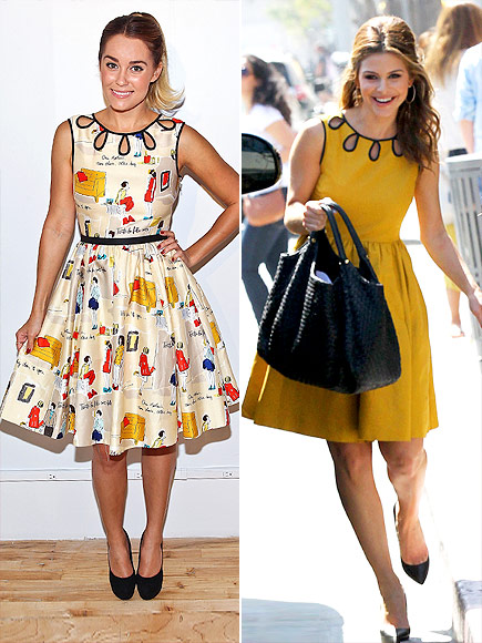 LAUREN VS. MARIA photo | Lauren Conrad, Maria Menounos