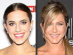 Vote: Who Wore This Bustier Best? | Allison Williams, Jennifer Aniston