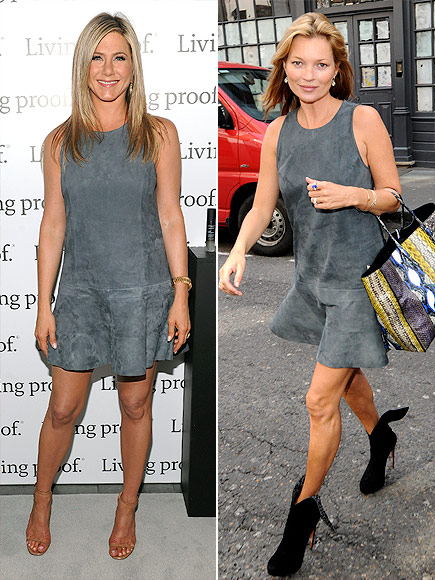 JENNIFER VS. KATE photo | Jennifer Aniston