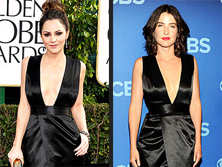 Fashion Faceoff: Katharine vs. Cobie