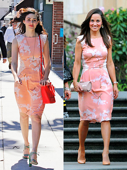 EMMY VS. PIPPA photo | Emmy Rossum, Pippa Middleton