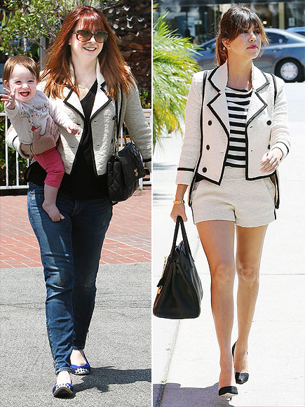ALYSON VS. KOURTNEY photo | Alyson Hannigan, Kourtney Kardashian