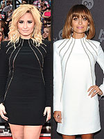 Fashion Faceoff | Demi Lovato, Nicole Richie