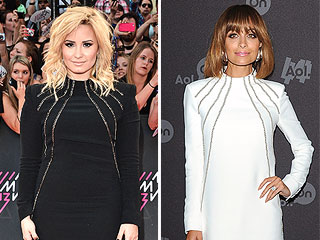 Fashion Faceoff: Demi vs. Nicole