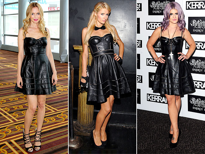 HEATHER VS. PARIS VS. KELLY  photo | Heather Graham, Kelly Osbourne, Paris Hilton