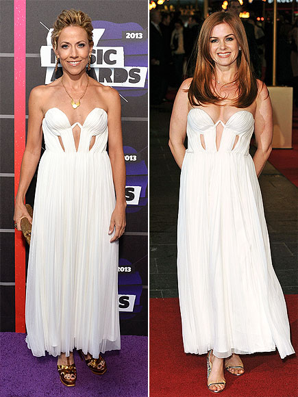 SHERYL VS. ISLA photo | Isla Fisher, Sheryl Crow