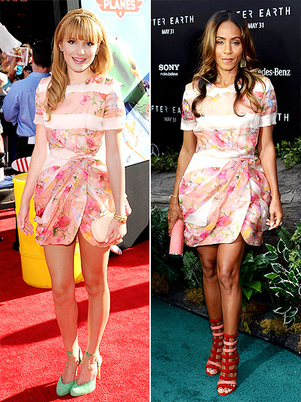 BELLA VS. JADA  photo | Bella Thorne, Jada Pinkett Smith